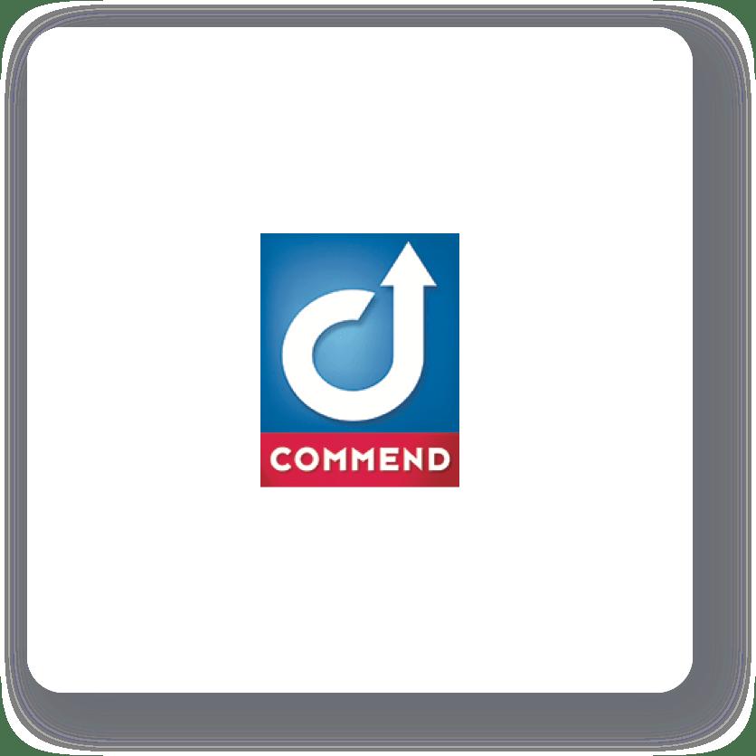 Alcea - Commend - logo carré