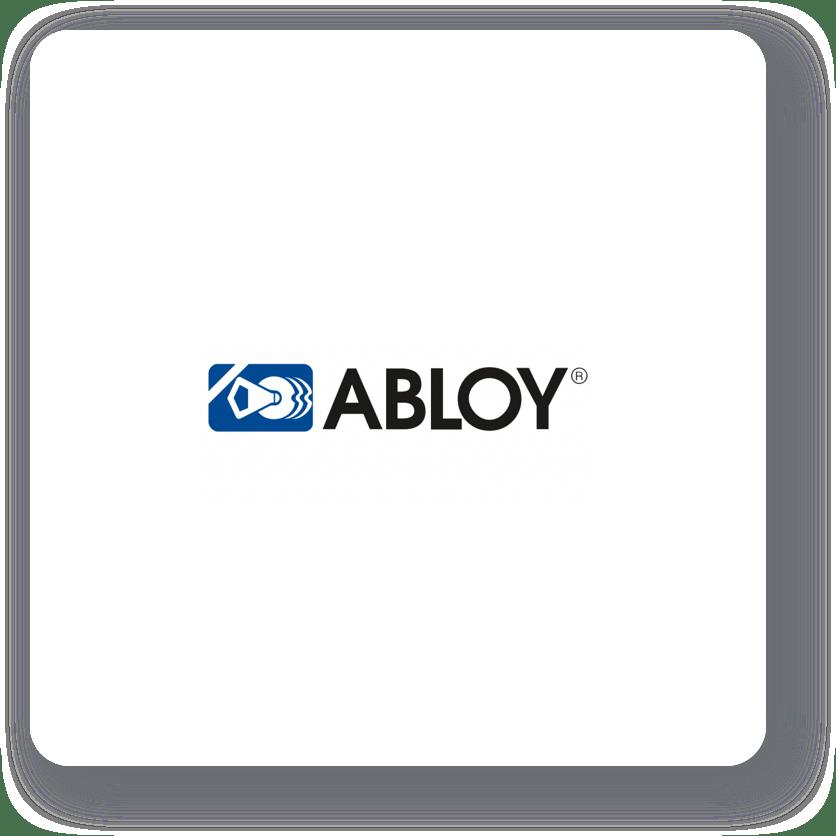 Alcea - abloy - logo