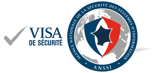 Visa Securité ANSSI - Logo