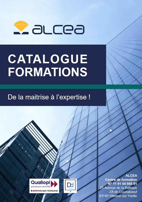 catalogue formation ALCEA